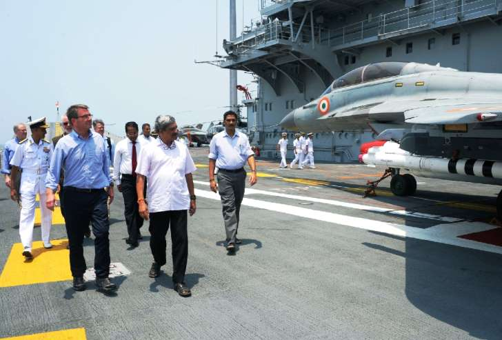 US, India agree to strengthen maritime cooperation