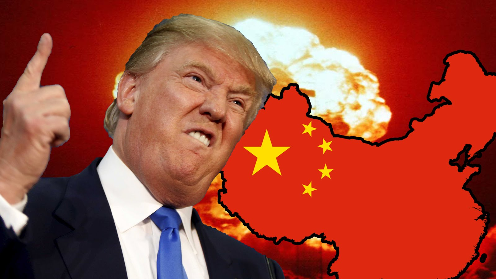 China to become world leader if Donald Trump steps down