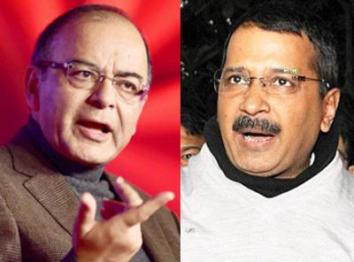 Jaitley accuses Kejriwal of using ad funds to arm twist media