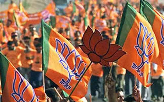 BJP gets big victory in local bodies elections in Gujarat