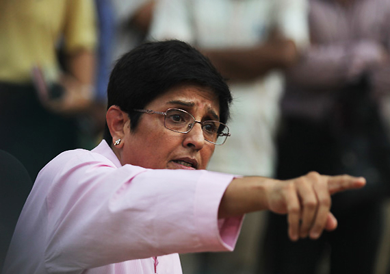 Kiran Bedi revokes government order in Puducherry, here's why?