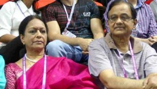 CBI summons Chidambaram's wife Nalini in Saradha scam
