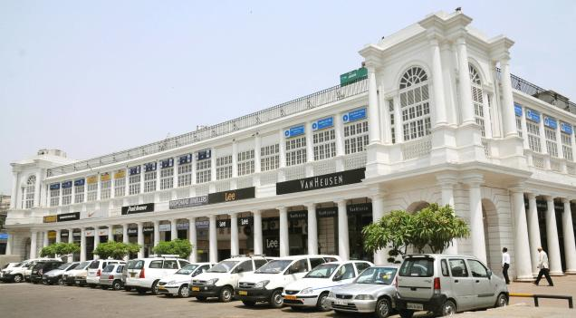 Starting February, you would not be able to drive in Connaught Place