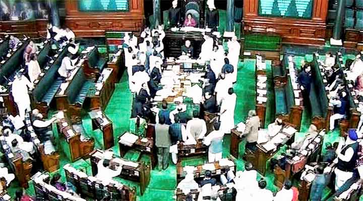 Lok Sabha clears amendment to I-T Act