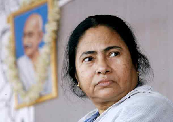 New Year slogan for Mamata Banerjee: Modi hatao, desh bachao