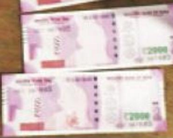 'Rs 2000 notes without the image of Mahatma Gandhi not fake'