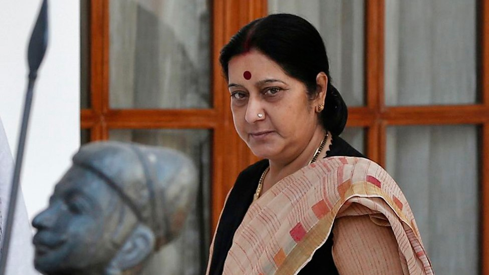 Why Shushma Swaraj asks Amazon to tender apology, warns not to grant visa to its employees