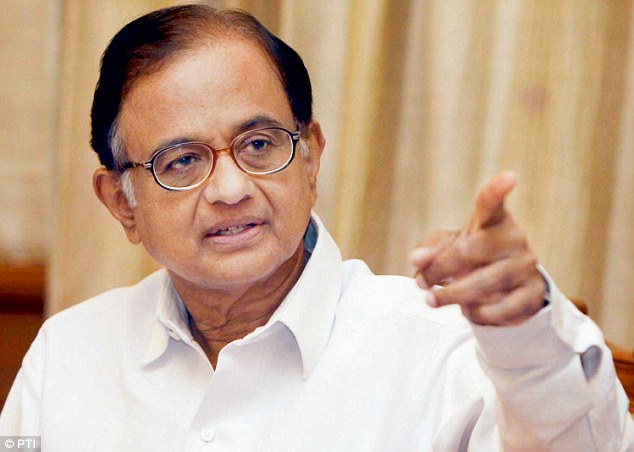 P Chidambaram claims demonetisation is the biggest scam of the year