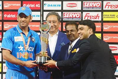 India well on track for World T20, Dhoni says after Asia Cup triumph