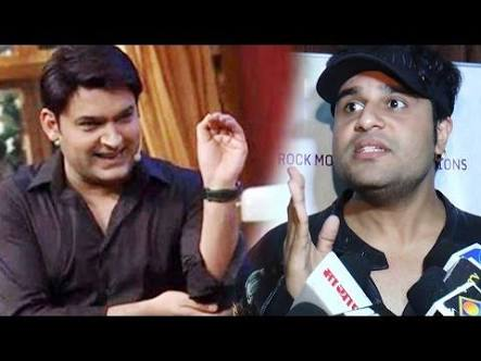 Krushna Abhishek wants healthy competition with Kapil Sharma