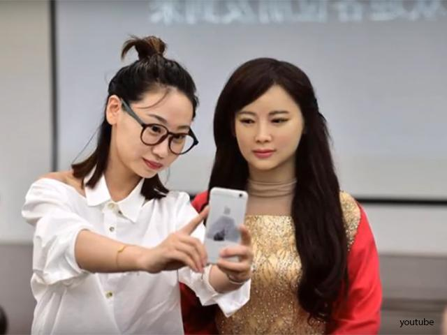 Meet the most beautiful marvel of Chinese engineers – Jia Jia