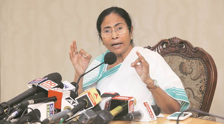 Why army personnel were present in West Bengal when Mamata Banerjee's plane was hovering in sky