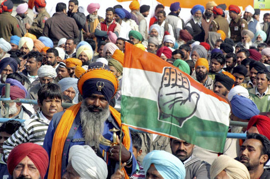 Congress plays safe in Punjab, announces 77 candidates for Assembly polls