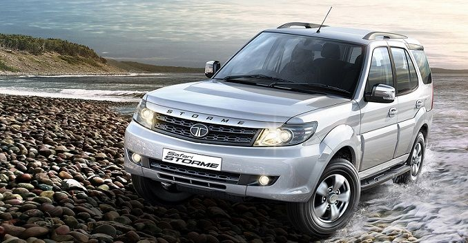 Indian Army to get 3,200 brand new Tata Safari Storme Maruti's Gypsy to go