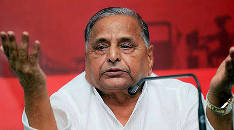 Strong arm tactics cannot help win elections: Mulayam Singh