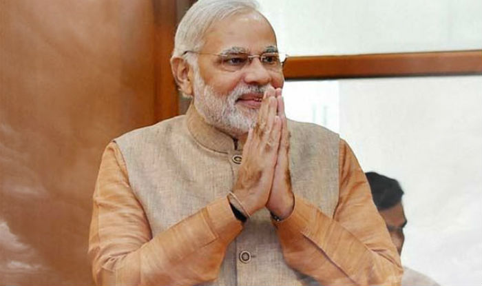 Time has come for ruin of dishonest people, says Narendra Modi