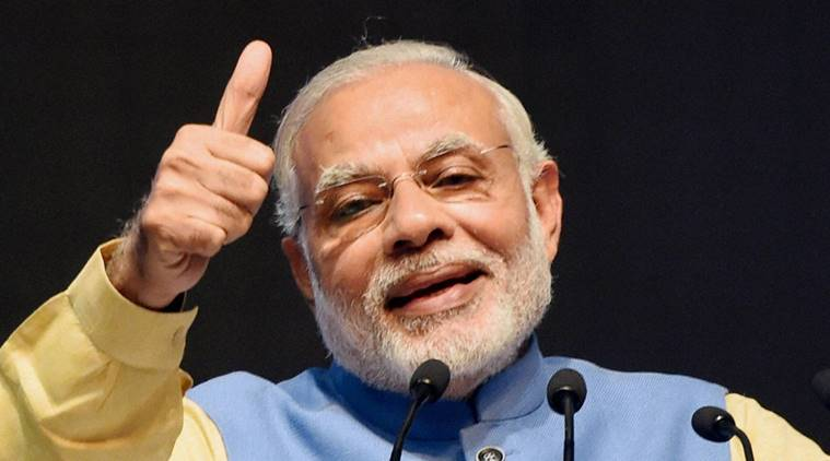 Smile more to score more: PM Narendra Modi asks students