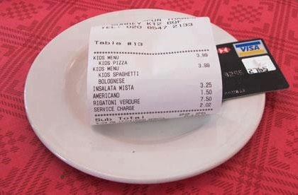 Now you may do away with service tax at restaurant, read this to know how?